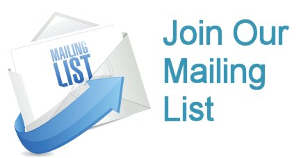 SEO Web Design Mailing List
