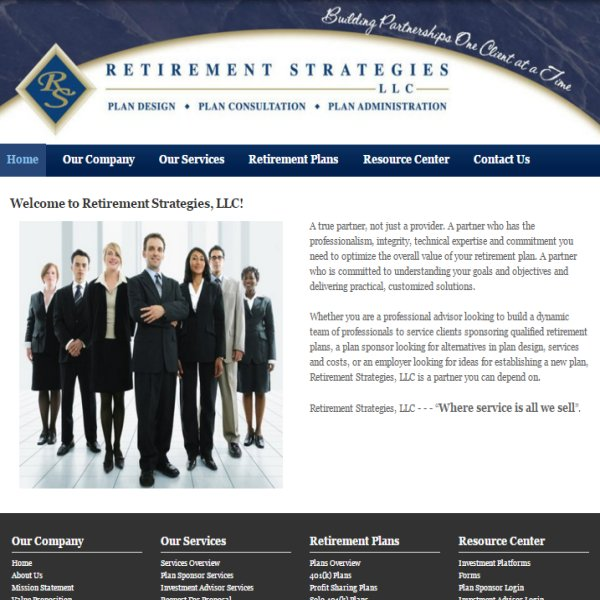 Retirement Strategy Partner Little Chute WI